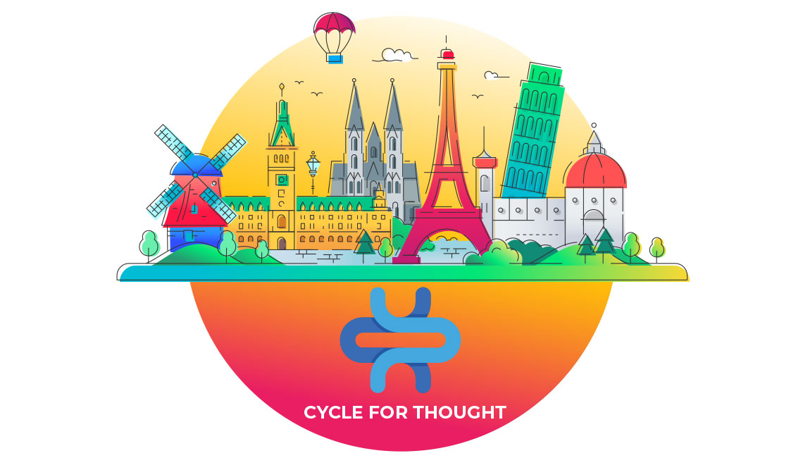 Cycle for thought