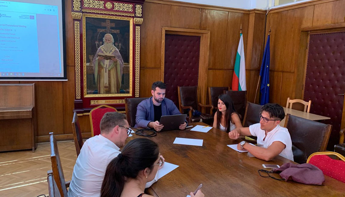 3rd Transnational project meeting – BREXIT